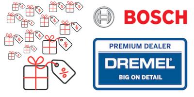 Промоция: Промоция на машини BOSCH и DREMEL